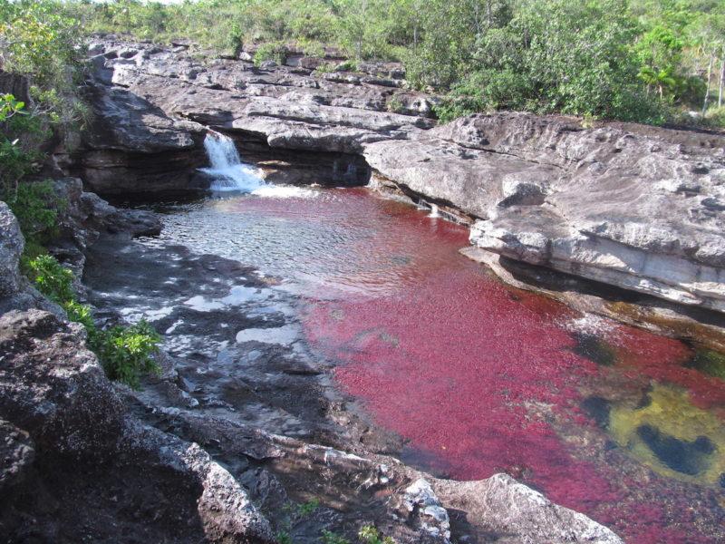 Parque Nacional Natural Sierra de La Macarena. Foto: Parques Nacionales Naturales de Colombia.