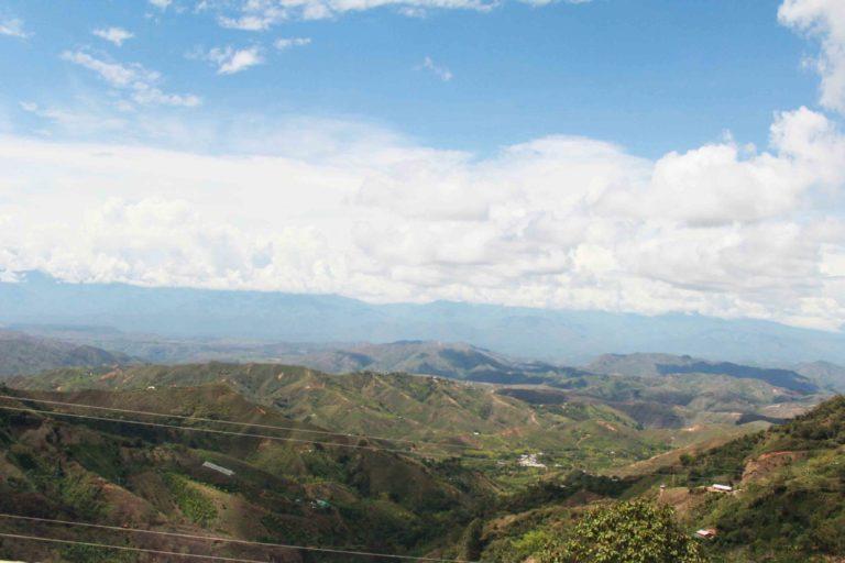 Bosque seco del Patía, entre los departamentos de Nariño y Cauca. Foto: Andrés Cuervo.