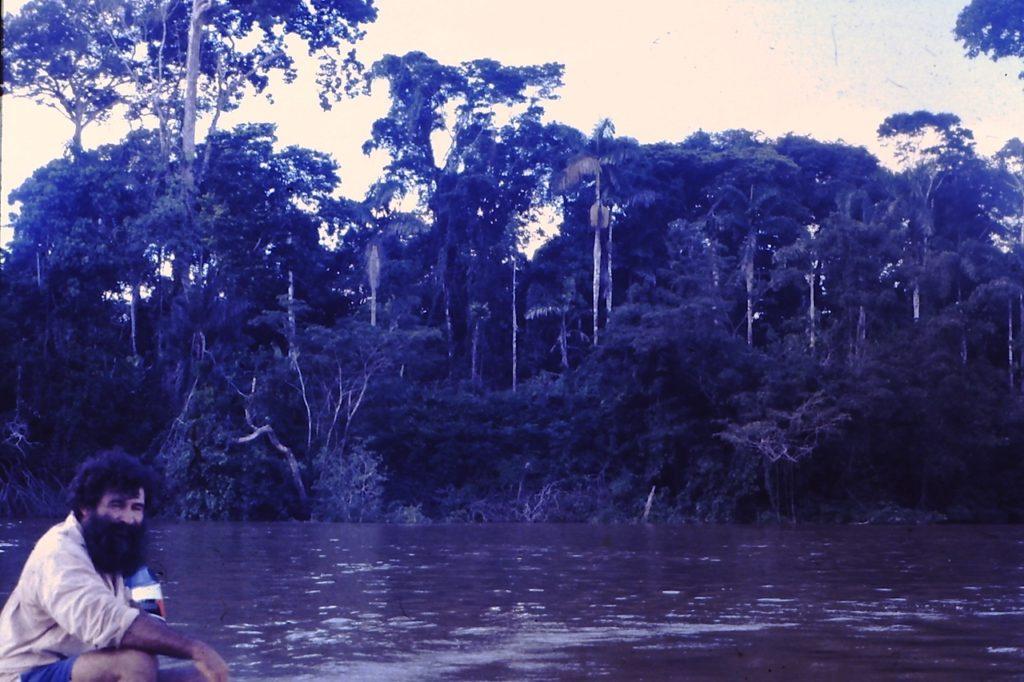 Luis Ángel Trujillo, Amazonas. Foto: Cortesía Luis Ángel Trujillo