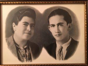 Carmen y Laurencio