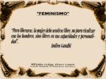 Reflexión 179_Feminismo_Indira Gandhi