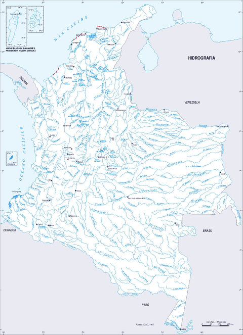 mapa-hidrografico-de-colombia-1997