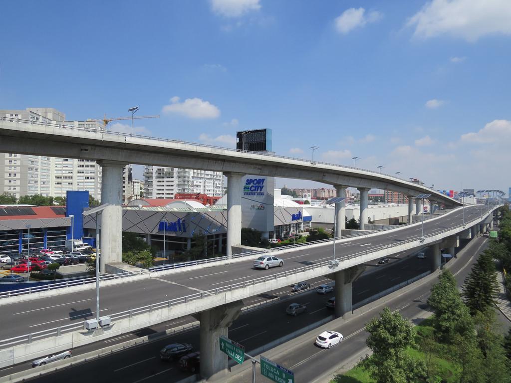 Y si los puentes fueran verdes blogs el espectador - Vivir en un segundo piso ...