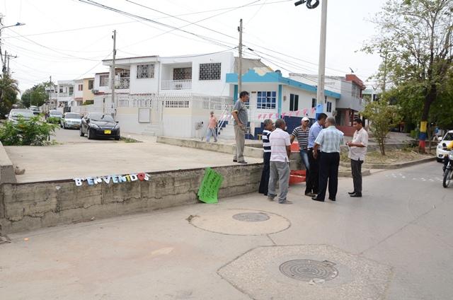 Puente 'Mocho' El Socorro. Foto: Prensa Personería Distrital