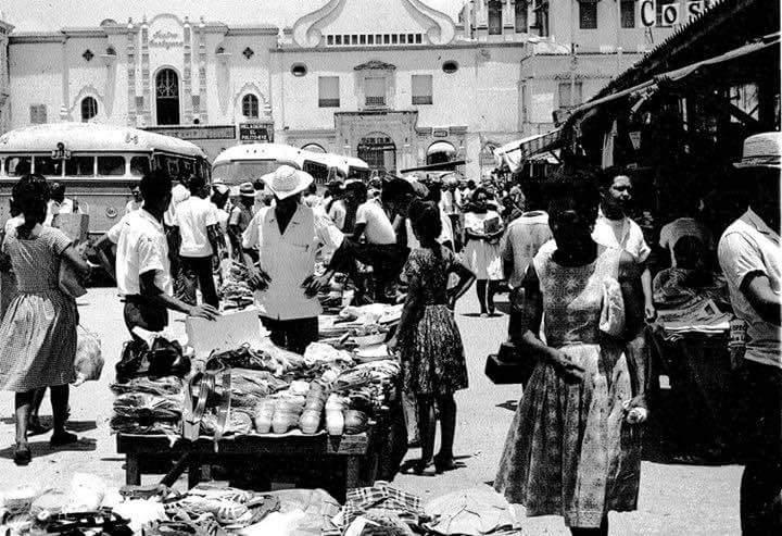 Antiguo mercado público