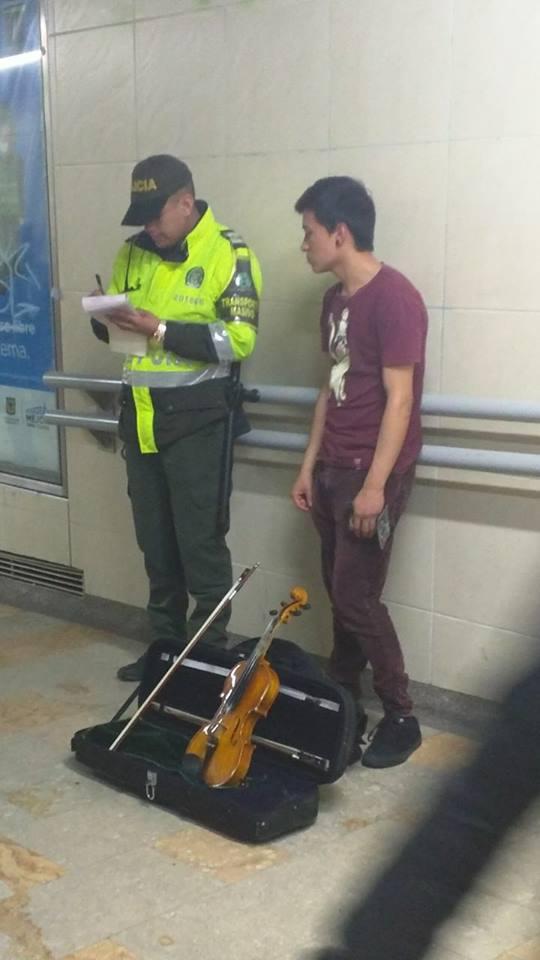 multa-violinista