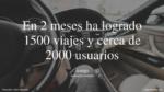 Aplicación colombiana conecta pasajeros y conductores por la misma ruta