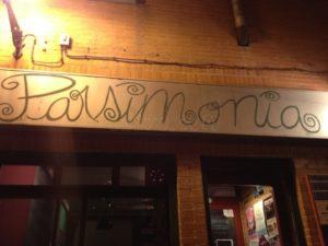 parsimonia