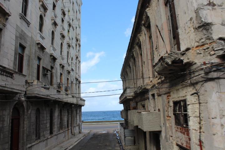 Teatro Alicia Alonso, La Habana, Cuba. Foto: @Saragapi.