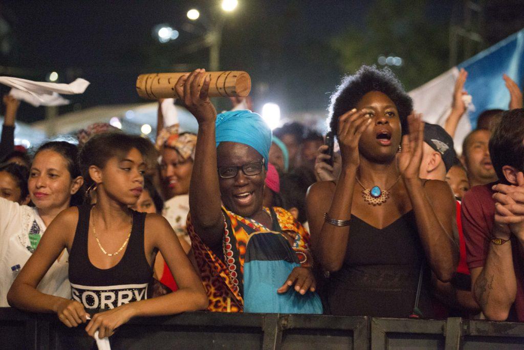 El público del Petronio es único. Foto: Mauricio Triviño.