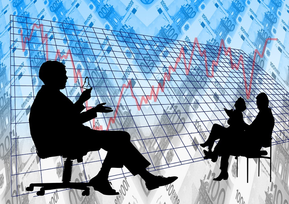 Fuente: https://pixabay.com/en/analysis-pay-businessmen-meeting-680572/.