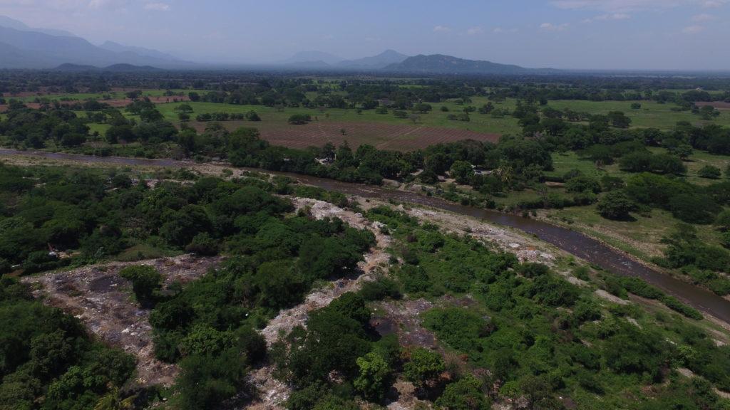 Santander Beleño planea intervenir toda la margen derecha del Guatapurí justo cuando llega a Valledupar. Cree que la intervención estaría lista en cinco años.
