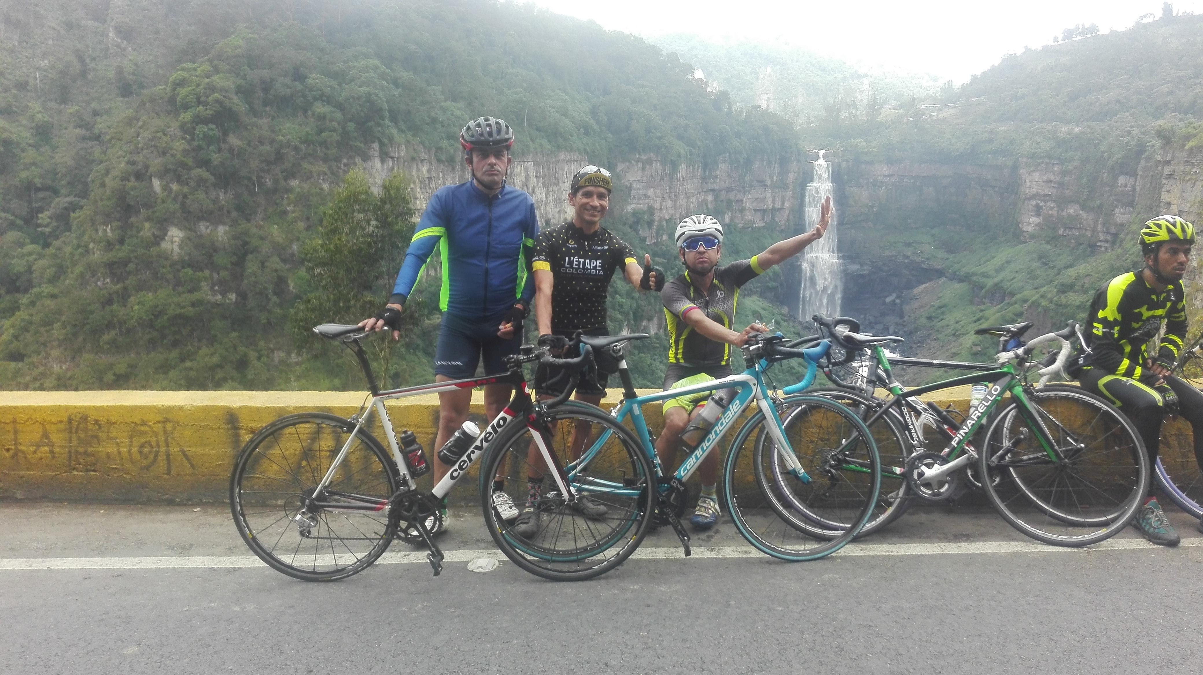 6a074360c6 Vuelta al Tequendama, gran ruta para ciclistas aficionados | Blogs ...