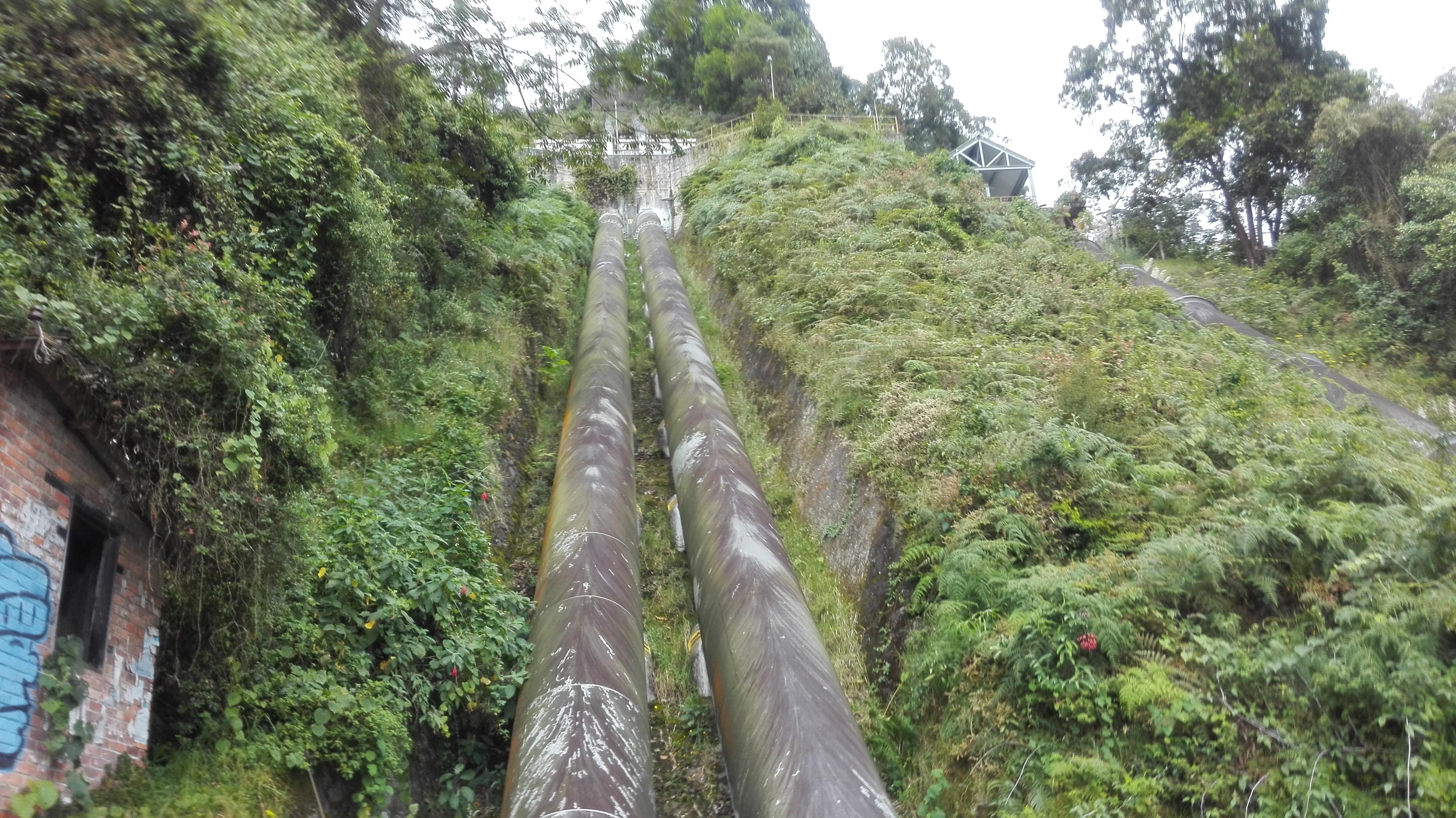 Los famosos tubos