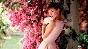 audrey-hepburn-pink