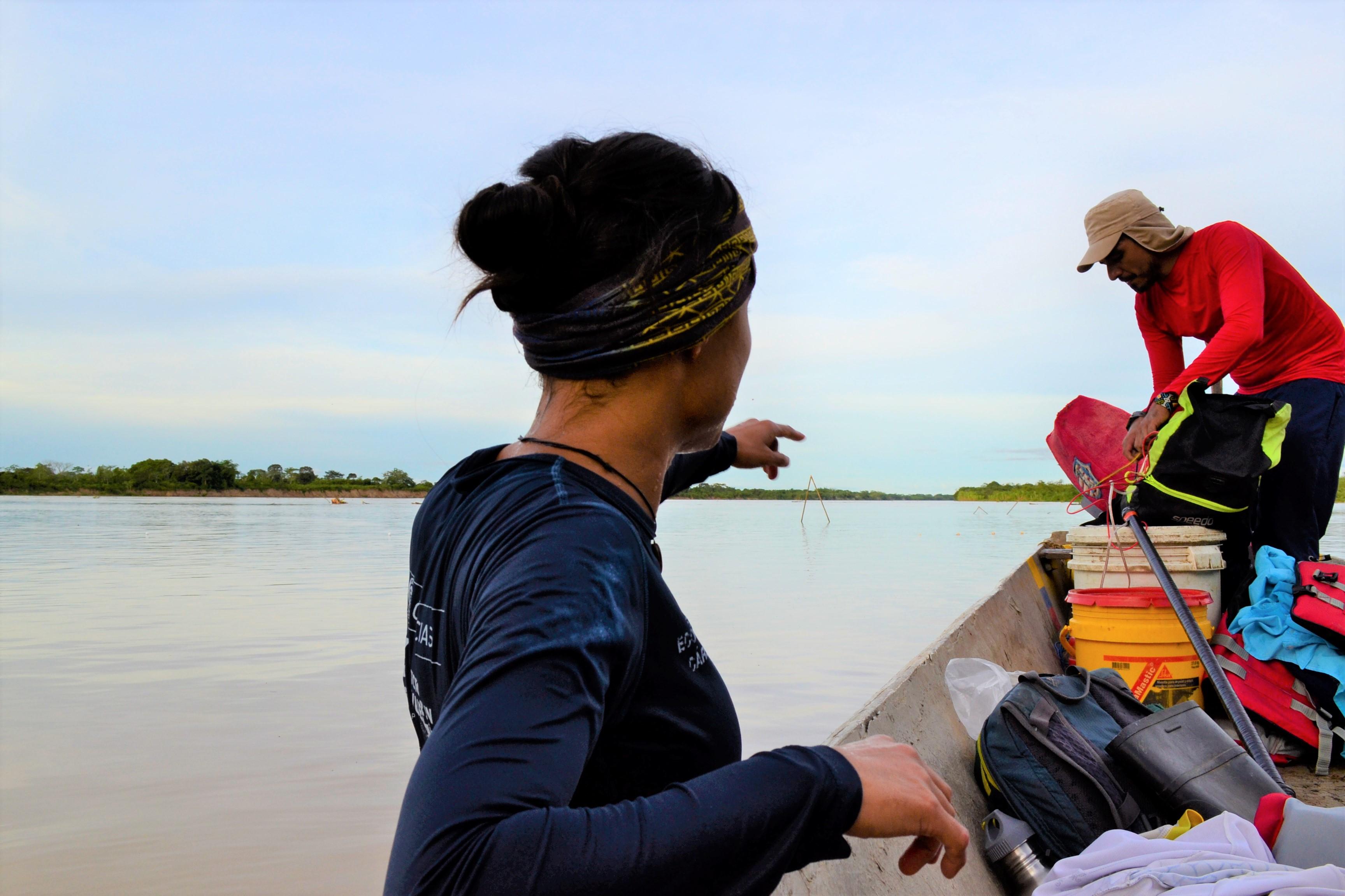 expedicion rio arauca