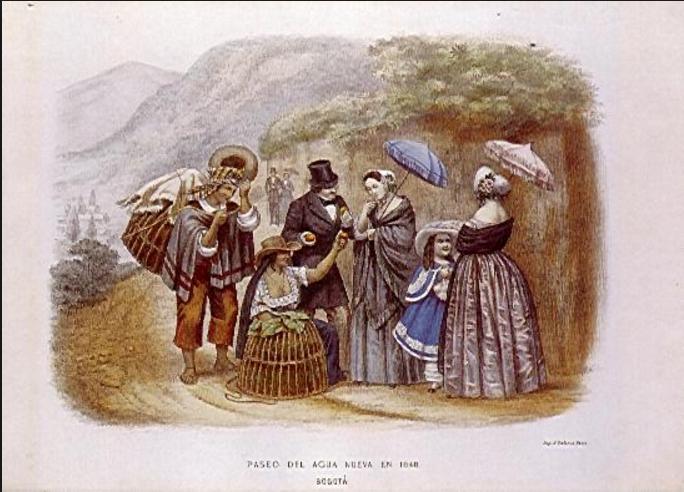 paseo-de-bolivar-1848-ramon-torres-mendez-archivo-de-bogota