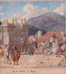 plaza-de-san-victorino-1824-acuarela-de-francois-desire-roulin-banco-de-la-republica