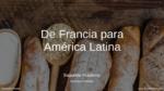 Primera academia virtual de panadería francesa en español