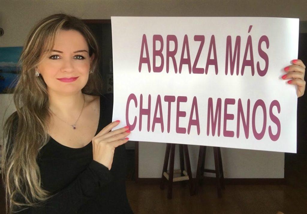 Andrea Villate, periodista