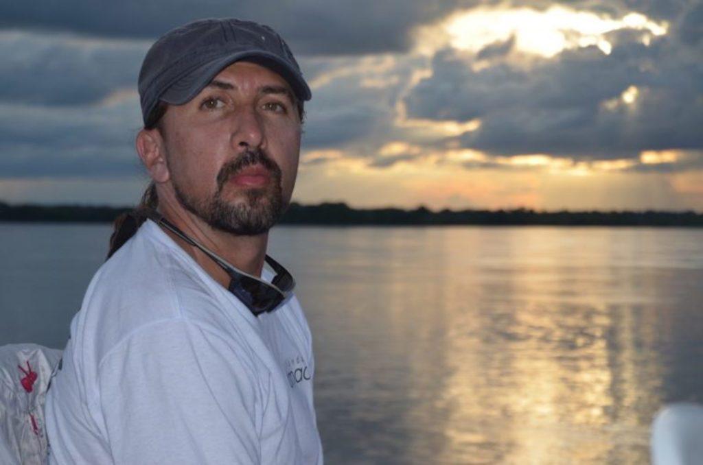 Fernando Trujillo, director científico de la Fundación Omacha.