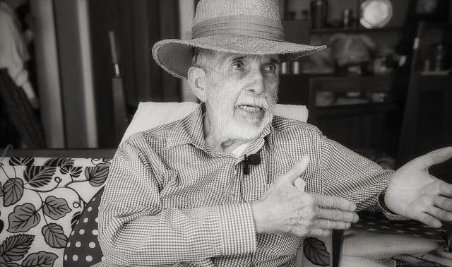 Hernán Rodríguez. Foto: Jorge Idárraga.