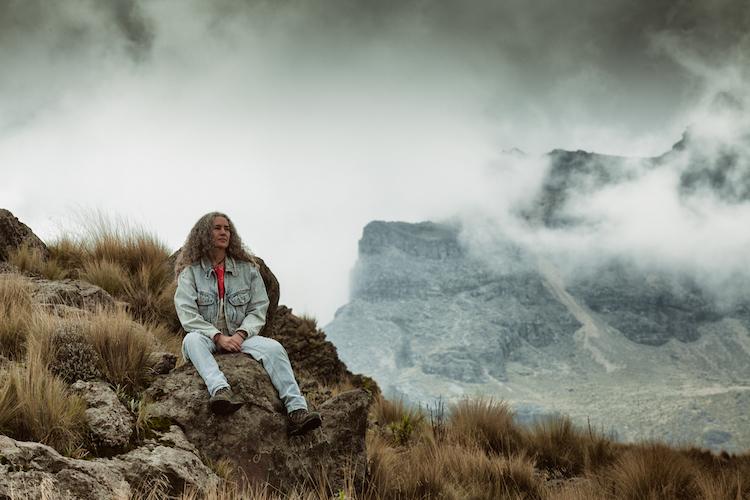 Retrato de Esperanza Salazar. Foto: Luis Colchado.