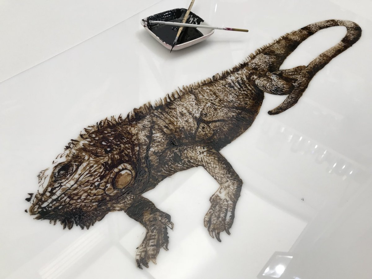 iguana-de-petroleo