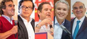 candidatos-presidencia-colombia-debate