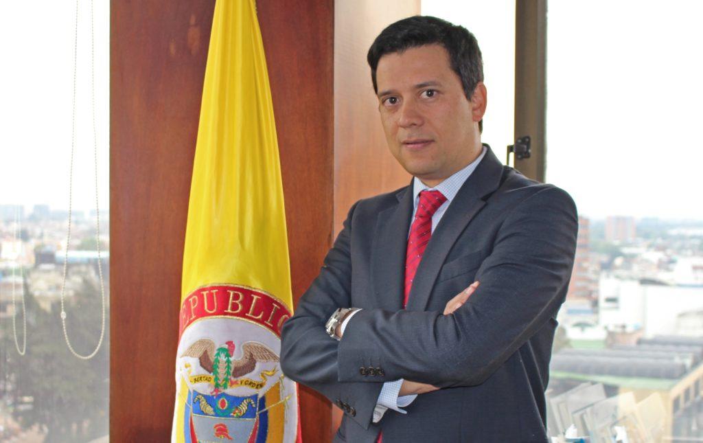 Javier Humberto Guzmán Cruz, Director General del INVIMA