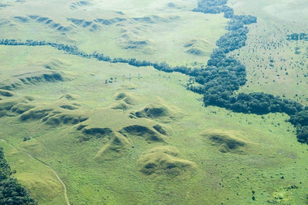 La Serranía de Manacacias. Foto: Rodrigo Durán Bahamón