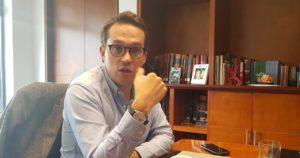 Juan Sebastián Rozo, el nuevo ministro de las TIC