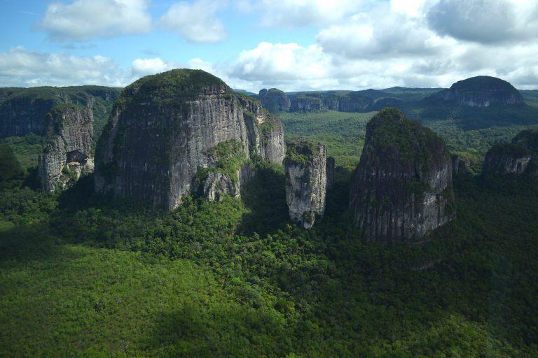 Con la ampliación el Parque Nacional Serranía de Chiribiquete llegará a 4,3 millones de hectáreas protegidas. Foto: Amazon Conservation Team.