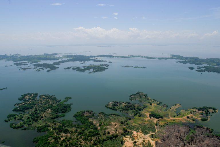 La ciénaga de Zapatosa cuenta con una extensión de entre 30.000 y 40.000 hectáreas en verano y 70.000 hectáreas en invierno. Fue declarada Humedal Ramsar en abril de 2018. Foto: Ministerio de Ambiente.