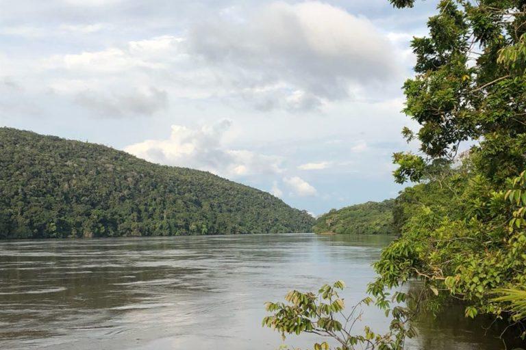 El Parque Nacional Yaigojé Apaporis se encuentra en el suroriente de Colombia, entre los departamentos de Amazonas y Vaupés. Foto: Parques Nacionales Naturales de Colombia.