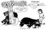 extinción.
