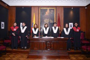 Fotografía de Luis Enrique Sierra, cortesía: Archivo Universidad del Rosario. 1 octubre 2018