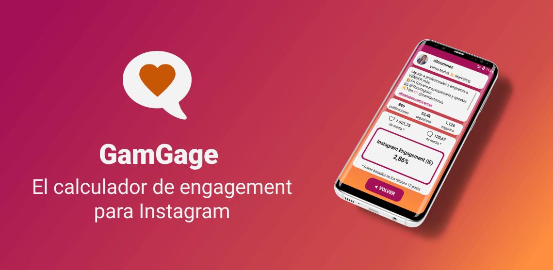 GamGage: Aplicación para Calcular el Engagement en Instagram