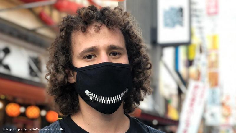 Luisito Comunica lo buscan como Luisito Comunista en Colombia