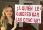 Andrea Villate - Reto 3 - a quien le quieres dar las gracias - el espectador blog relaciona2