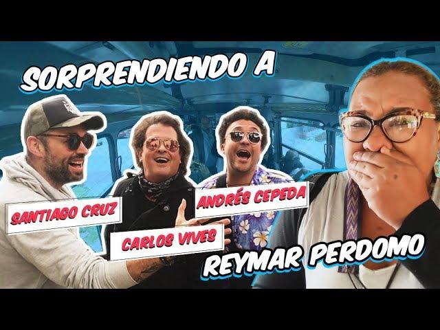 #HolaSoyDanny vuelve a hacer viral a Reymar Perdomo