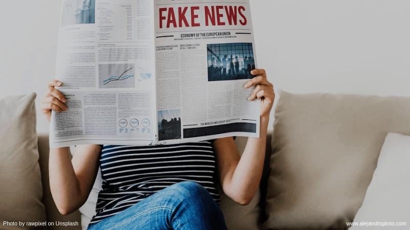 Cómo identificar una noticia falsa en redes sociales