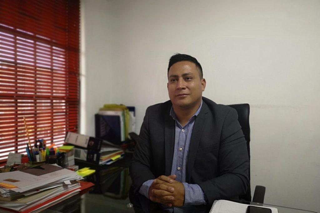 """López asegura que las intimidaciones se deben a la defensa del territorio que hacen los indígenas. """"No podemos esperar a que haya un decreto para defender la vida, eso debe ser inmediato""""."""