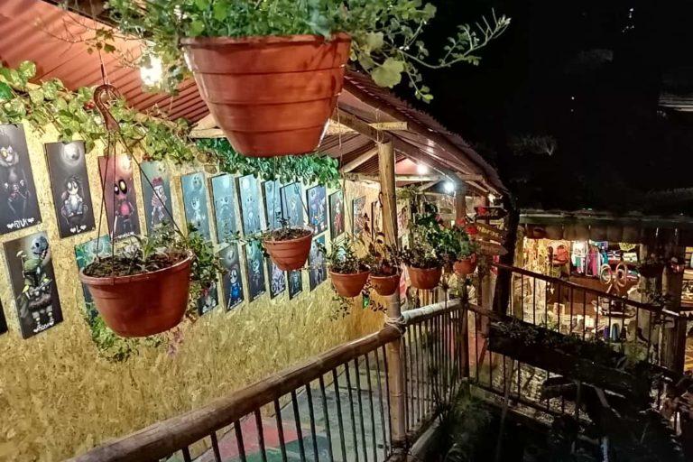 Casa en Salento, Quindío. Foto: Andrea Correa.