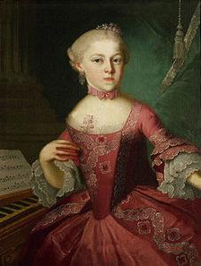 Maria Ann Mozart