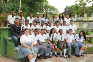Estudiantes del Pacifico nariñense