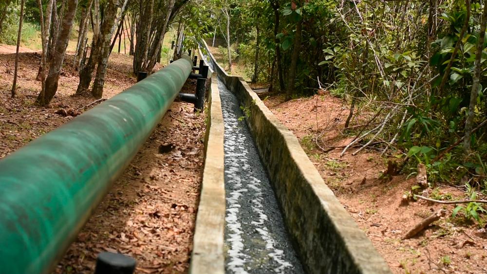 El complejo petrolero Campo Rubiales se extiende aproximadamente por 55 000 hectáreas. Foto: Álvaro Avendaño.