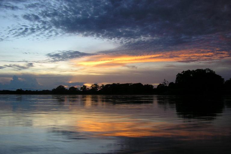 Las represas Betania y El Quimbo se han instalado en este río. Foto: CorMagdalena.