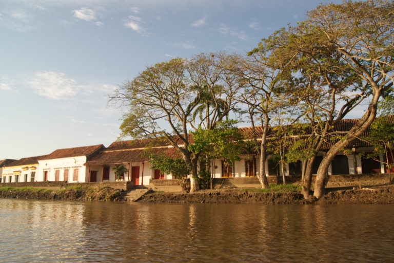 La cuenca del río Magdalena se extiende por unos 250 000 kilómetros cuadrados. Foto: CorMagdalena.