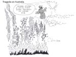 tragedia en Australia